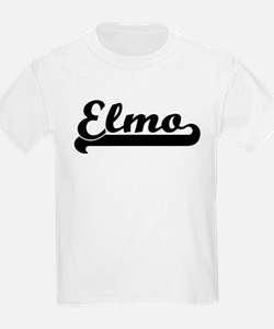 Black jersey: Elmo Kids T-Shirt