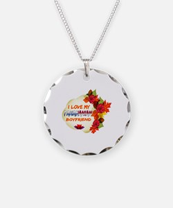 Panamanian Boyfriend designs Necklace
