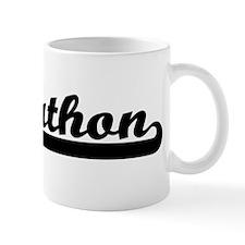 Black jersey: Johnathon Mug