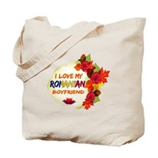 Romanian Boyfriend designs Tote Bag