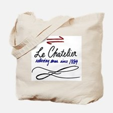 Cute Chatelier Tote Bag