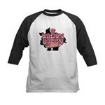 Bacon Queen Kids Baseball Jersey