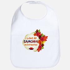 Samoan Boyfriend designs Bib