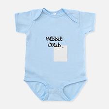 Middle Child - Infant Bodysuit
