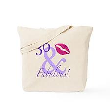 30 And Fabulous! Tote Bag