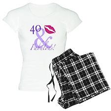 40 And Fabulous! Pajamas