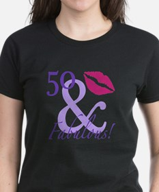50 And Fabulous! Tee