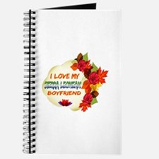 Sierra Leonean Boyfriend designs Journal