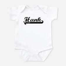 Black jersey: Hank Infant Bodysuit