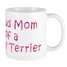 Proud Mom of a Cesky Terrier Mug