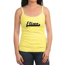 Black jersey: Eliseo Ladies Top