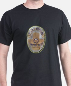Compton Police Officer T-Shirt