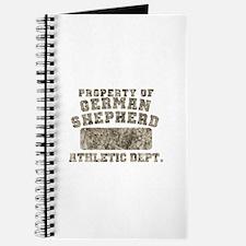 Property of German Shepherd Journal