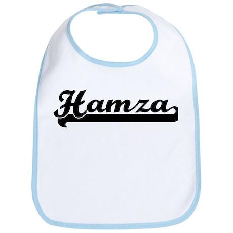 Black jersey: Hamza Bib