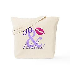 90 And Fabulous! Tote Bag