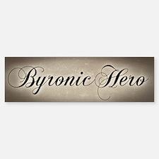 Byronic Hero Sticker (Bumper)
