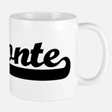 Black jersey: Devonte Small Small Mug