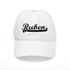 Black jersey: Ruben Baseball Cap
