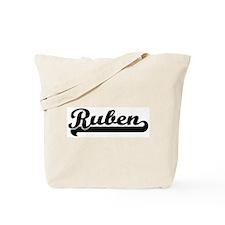 Black jersey: Ruben Tote Bag