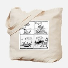 Piddle, Puddle... Tote Bag