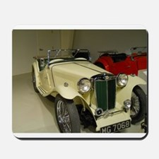 1946 MG Car Mousepad