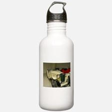 1946 MG Car Water Bottle