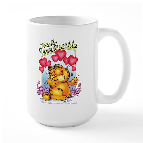 Totally Irresistible! Large Mug