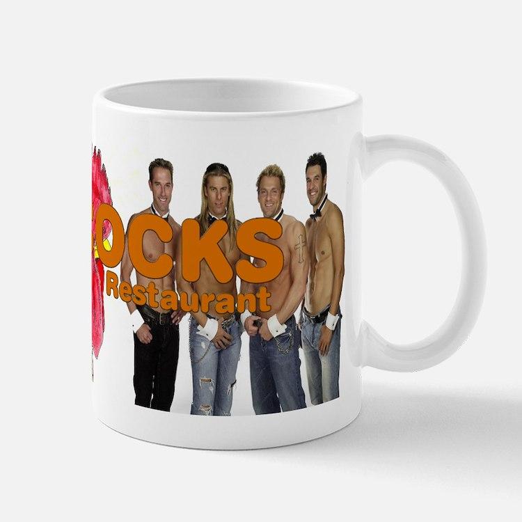 Cocks Restaurant Mug