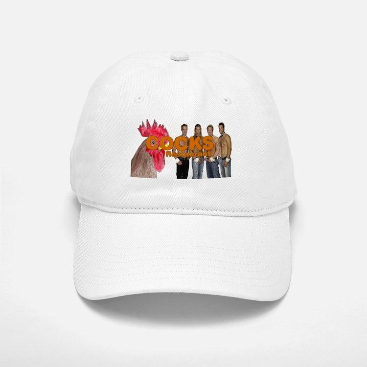 Cocks Restaurant Baseball Baseball Cap