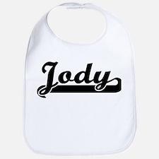 Black jersey: Jody Bib