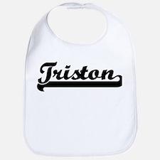 Black jersey: Triston Bib