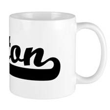 Black jersey: Triston Mug