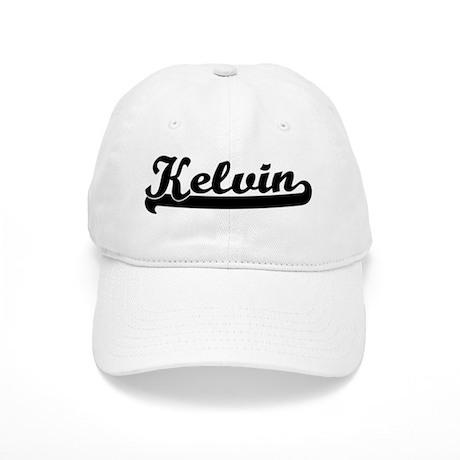 Black jersey: Kelvin Cap
