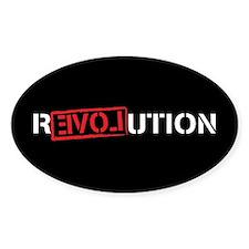 Ron Paul Revolution Decal