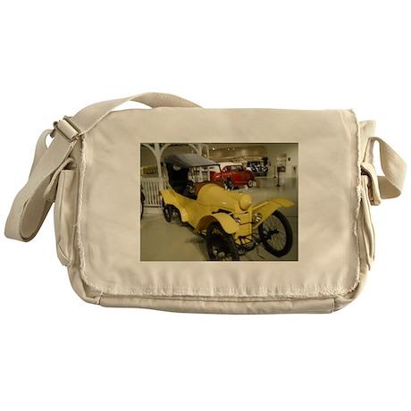 1914 Rocket Car Messenger Bag