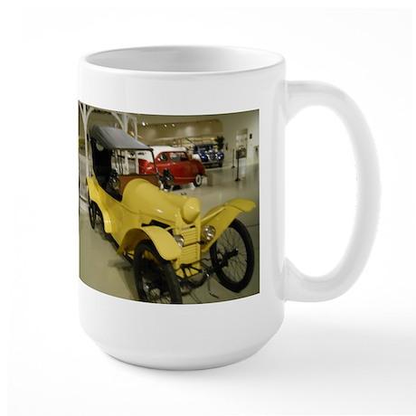 1914 Rocket Car Large Mug