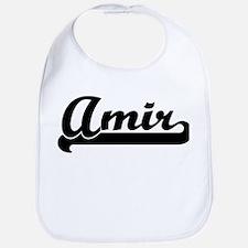 Black jersey: Amir Bib