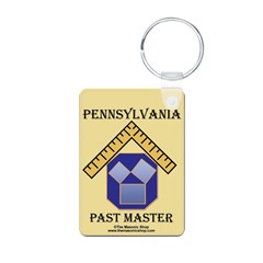 PA Past Masters Keychains