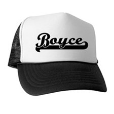 Black jersey: Boyce Trucker Hat
