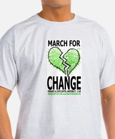 March For Change T-Shirt