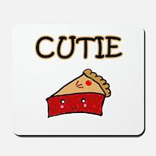 Cutie Pie Mousepad