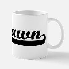 Black jersey: Deshawn Mug