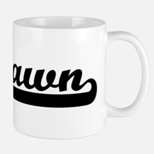 Black jersey: Deshawn Small Small Mug