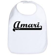 Black jersey: Amari Bib