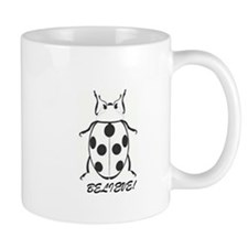 Ladybug-BELIEVE-Good Luck-Good Tidings Mug