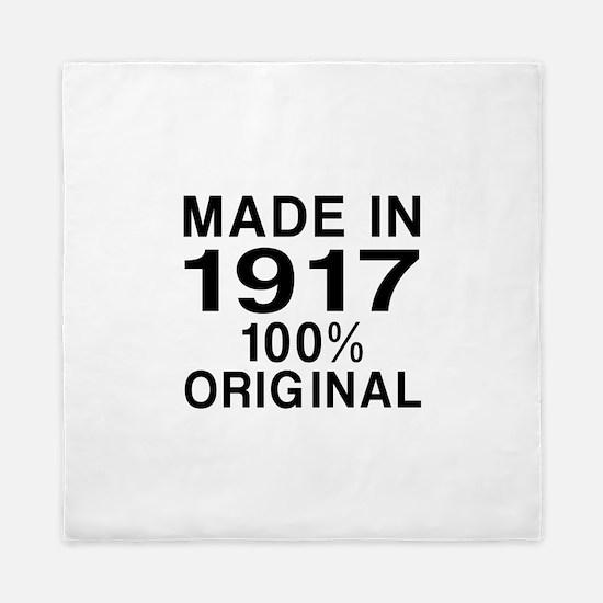 Made In 1917 Queen Duvet