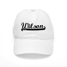 Black jersey: Wilson Baseball Cap