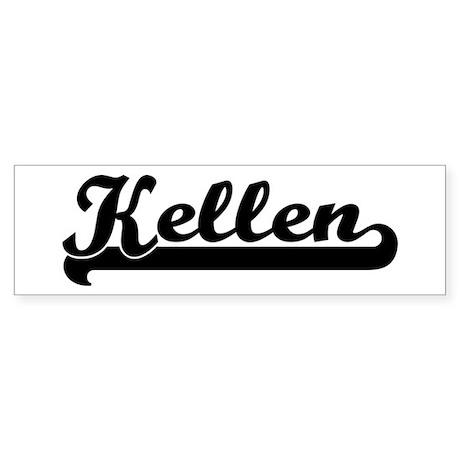 Black jersey: Kellen Bumper Sticker