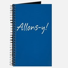 French Allons-y Journal
