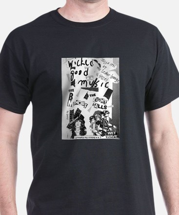 Cedars New Wave Wicked T-Shirt